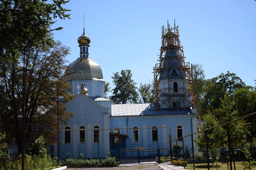 A csapi ortodox templom
