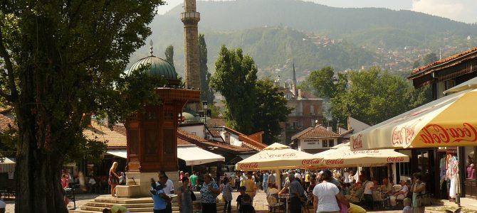Sziget bérlettel Szarajevóba
