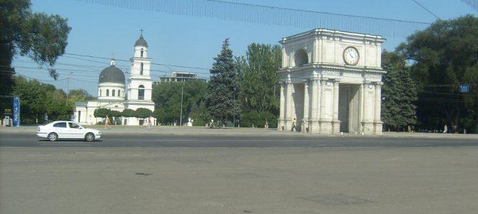 Utazás szárazföldön Moldovába