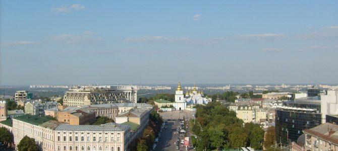 Kijev, a hagymakupolás katedrálisok városa