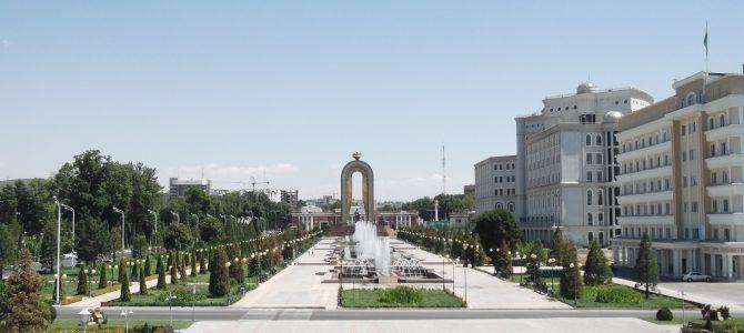 Dusanbe, közép-Ázsia rejtett gyöngyszeme