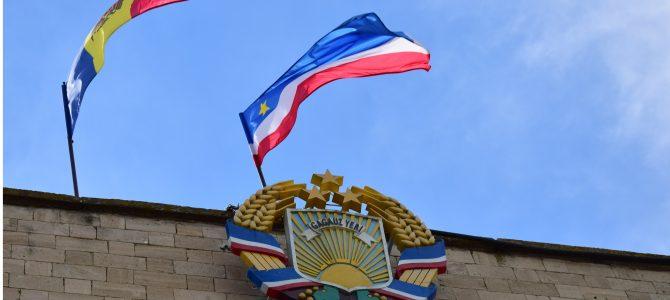 Komrat, Moldova harmadik fővárosa