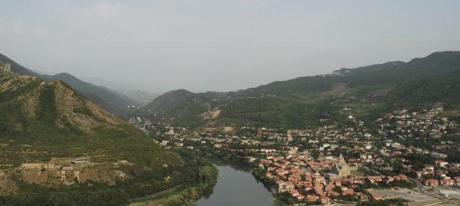 Szárazföldön a Kaukázusba