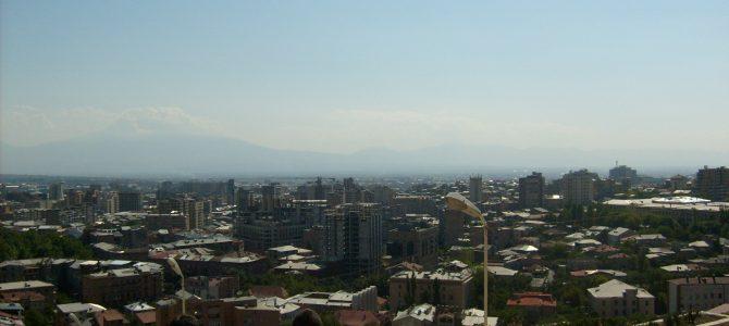 Metropolisz az Ararát lábánál: Jereván