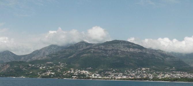 Montenegró vonattal