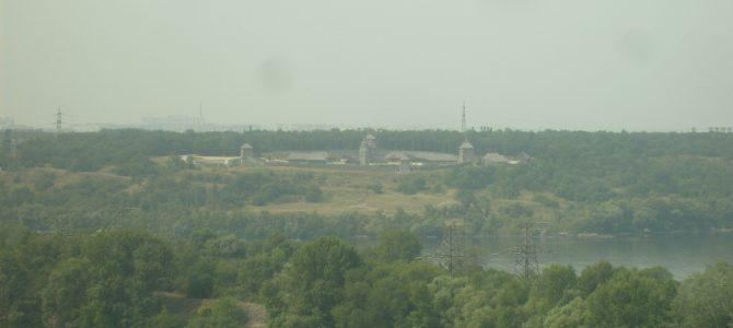 Kedvenc ukrán iparvárosom, Zaporizzsja