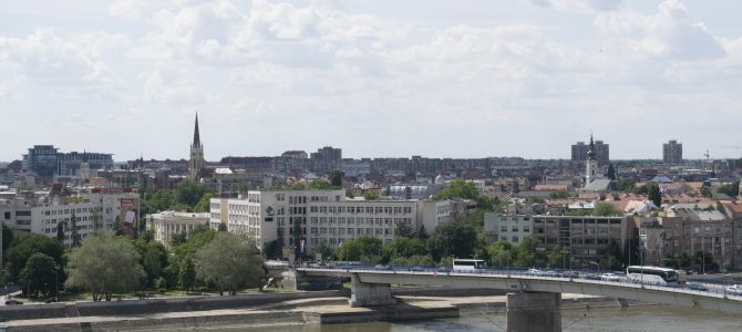 Újvidék, a Vajdaság fővárosa