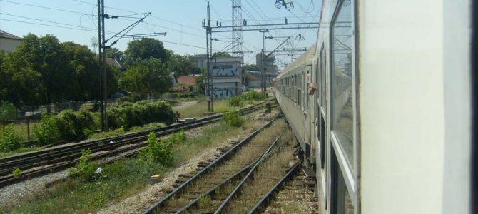 Balkan Flexipass, a balkáni vonatbérlet