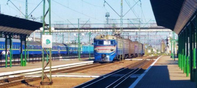Ukrajna: Vonattal legnagyobb szomszédunkhoz
