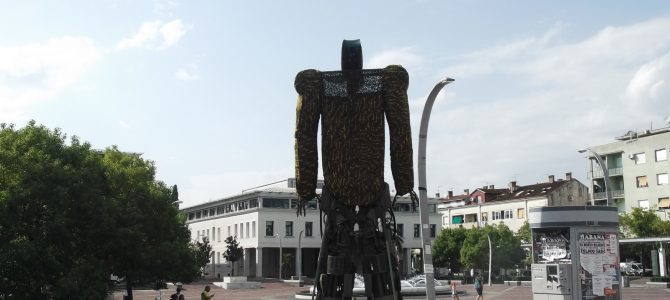 Podgorica, egy izgalmas ország unalmas fővárosa