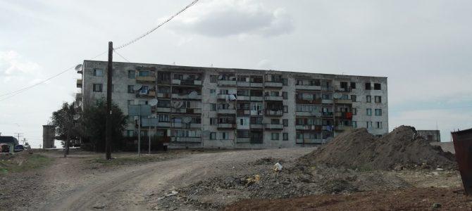 Szari-Sagan: Egy ismeretlen kazah kisváros