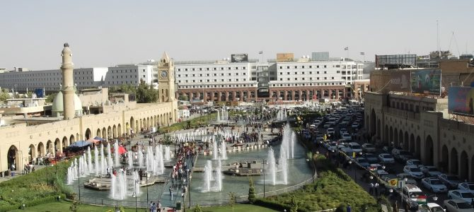 Erbil – Iraki Kurdisztán fővárosa