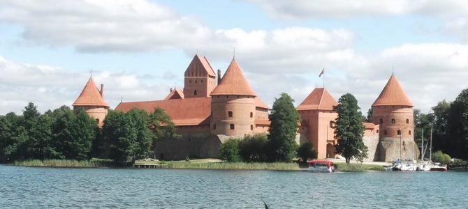 Trakai, a litván meseváros