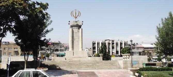 Teherán, egy kaotikus metropolisz