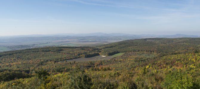 Kellemes őszi túra Nagykovácsi és Budapest között