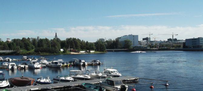 Legészakibb városunk: Oulu