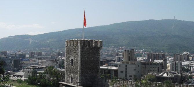 Macedónia és Koszovó vonattal