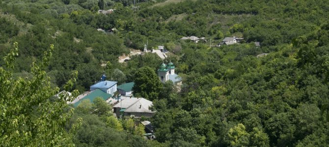 Moldova egyik legszebb kirándulóhelye: Saharna
