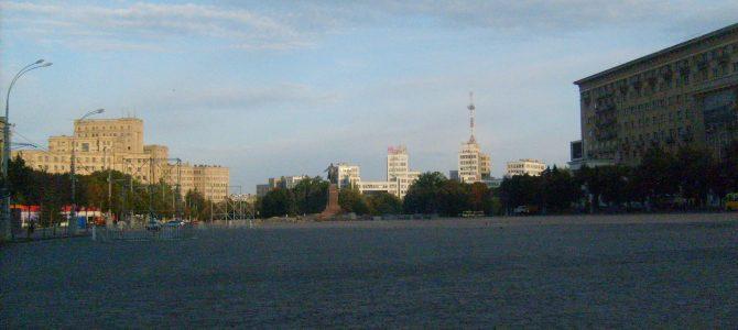 Harkov, Ukrajna második legnagyobb városa